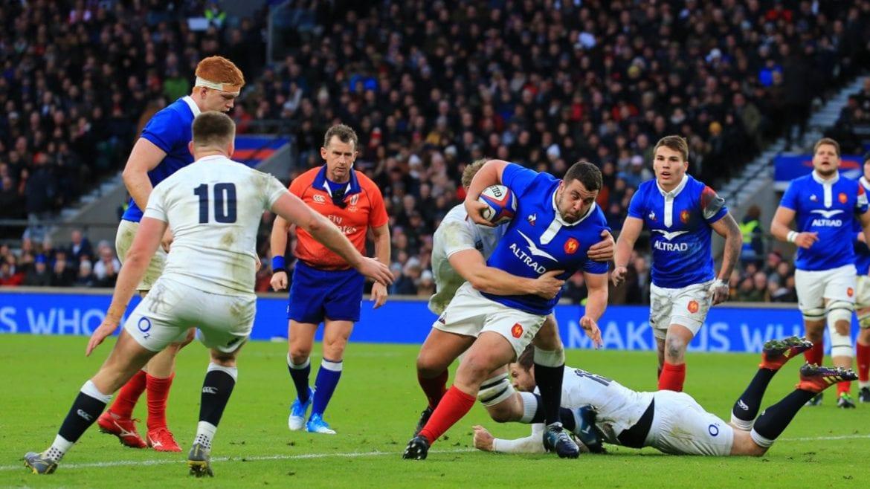 séjour tournoi des 6 nations Angleterre vs France