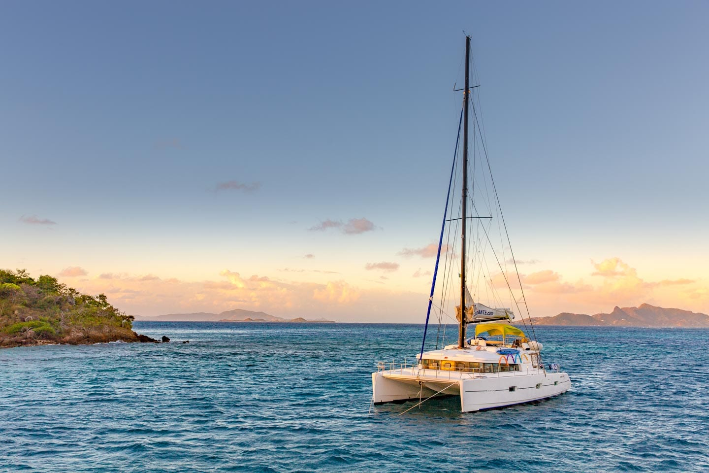 croisière catamaran