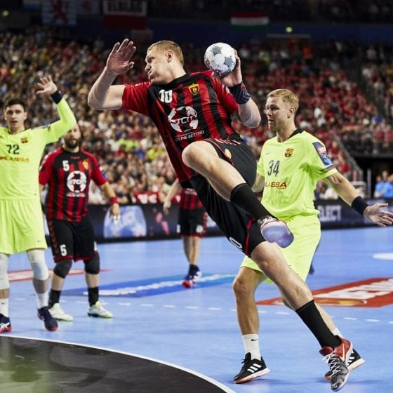 voyage handball velux final 4