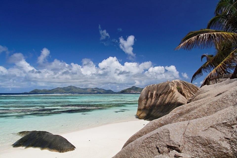 séjour plage aux seychelles