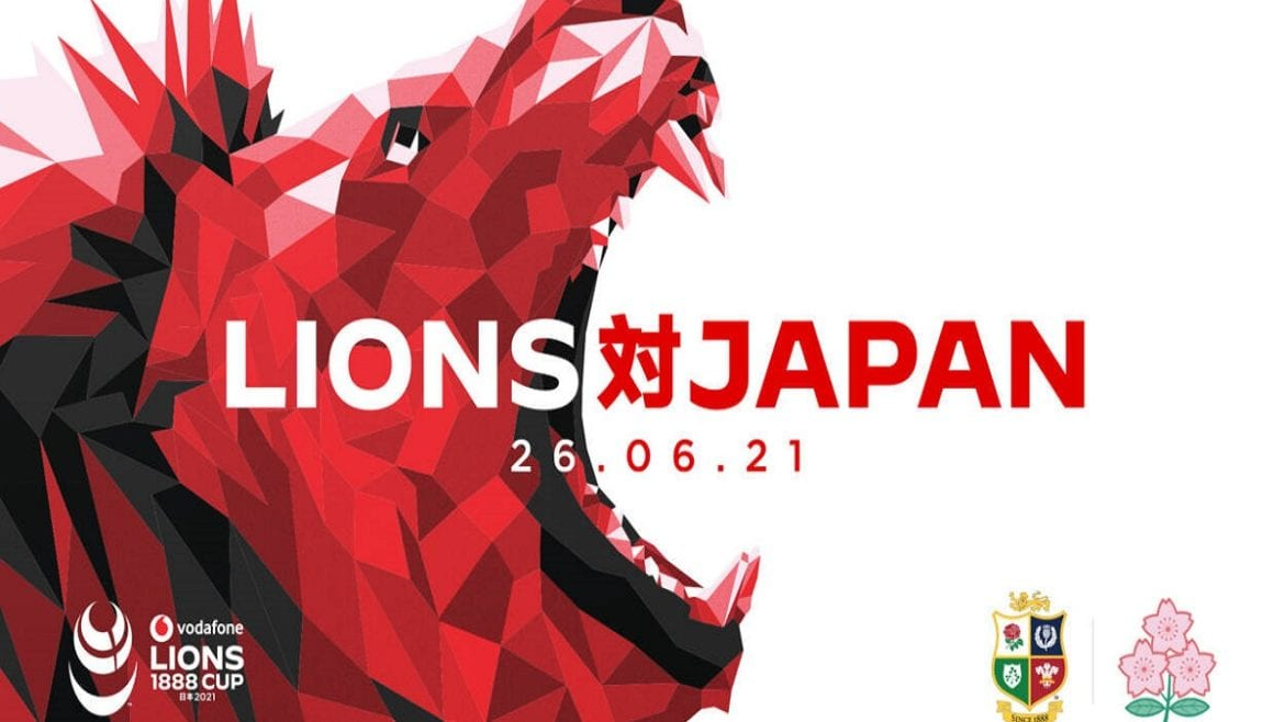 séjours test match lions japan