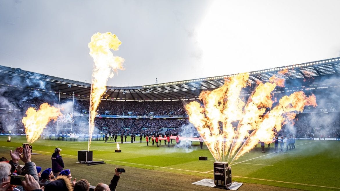 Séjours tournoi six nations écosse france 2022