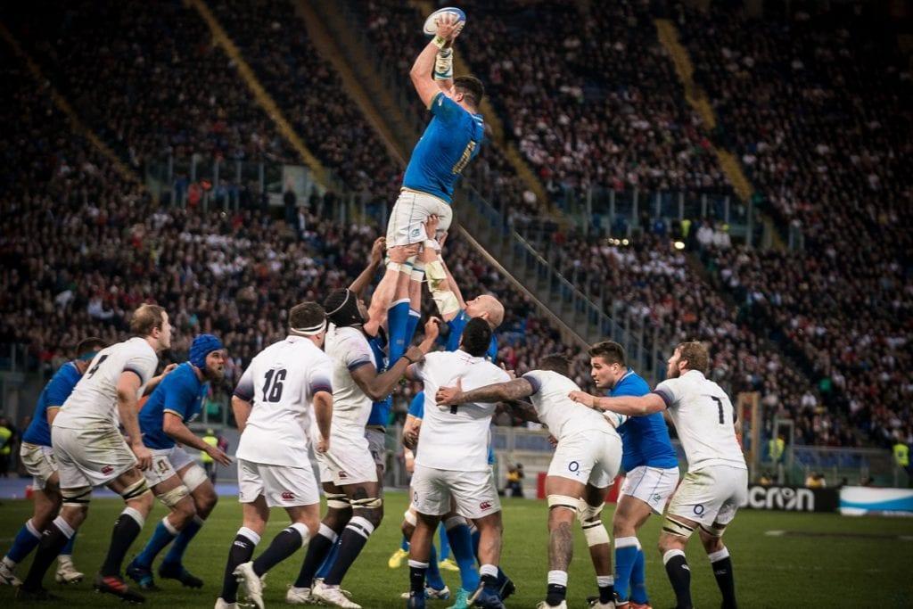 séjour tournoi des 6 nations italie vs angleterre