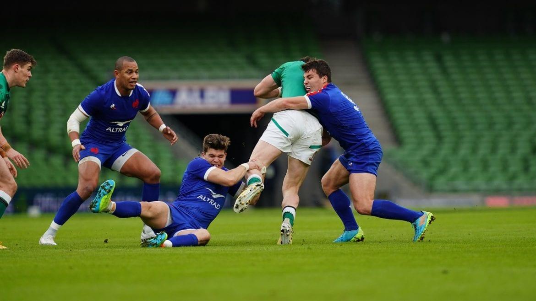 france irlande tournoi des 6 nations 2022