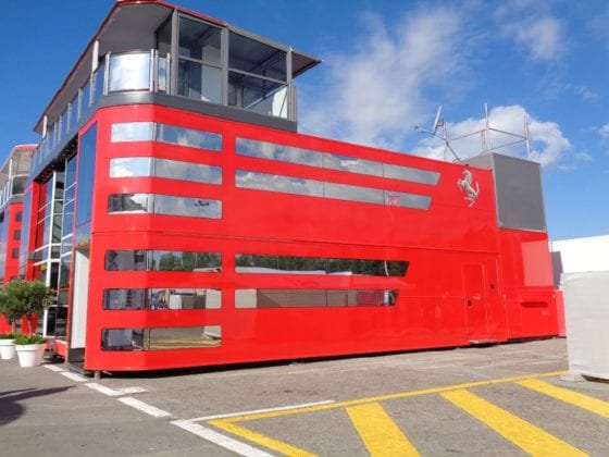 séjour grand prix F1 barcelone